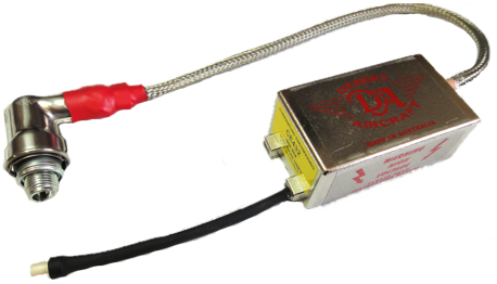 CE432 CD Ignition unit (single lead unit shown, also available in two lead units)