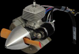 Corvid 29 EFI Engine
