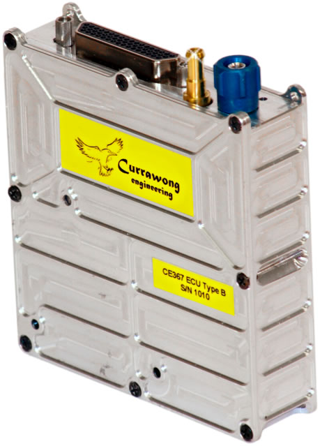 Currawong UAV Engine Control Unit