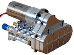 Triplex Pump – High Flow Version