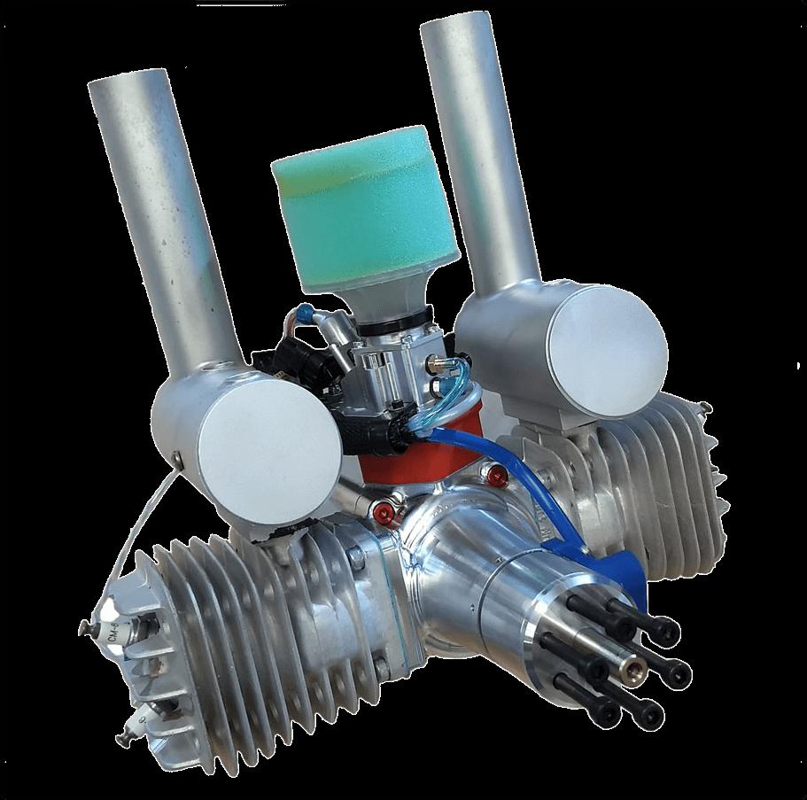 B100i UAV EFI Engine