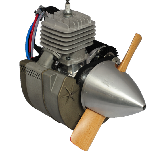 The B29i UAV Engine System features high power density and minimal maintenance requirements.